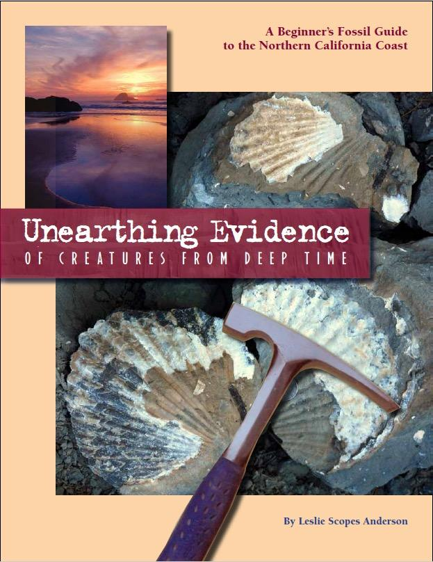 Unearthing Evidence o f Creatures from Deep Time - book cover